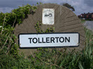 Tollerton in North Yorkshire